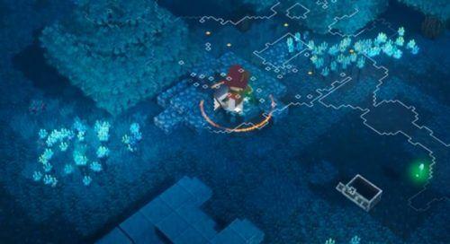 Minecraft Dungeons Creeper Woods Runes