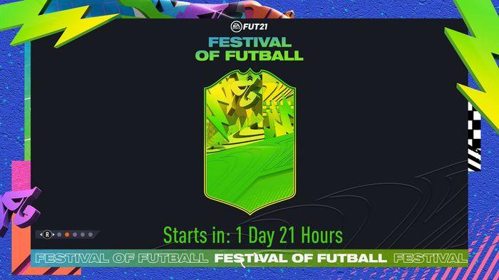 festival of futball loading screen
