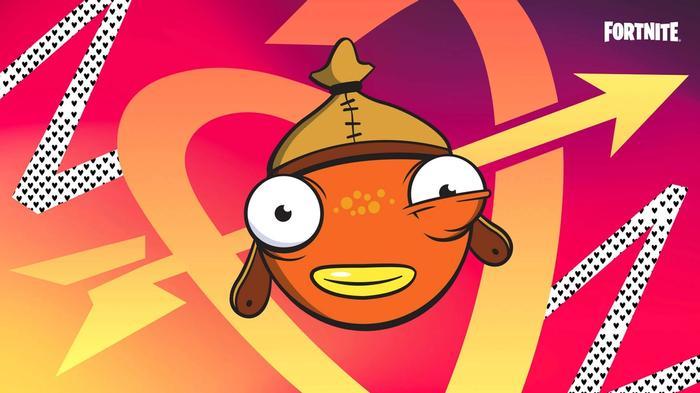 Fortnite Valentine's Fishsticks Quest Key Art
