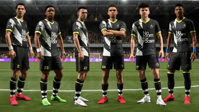 FUT 21 No Room for Racism kit Title Update 11 PC