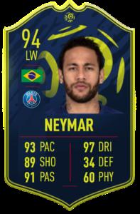 Neymar potm fifa 20 january