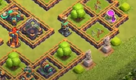 Clash of Clans COC Epic Jungle Challenge Step Five