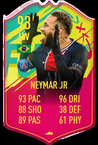 neymar fifa 21 ultimate team carniball concept