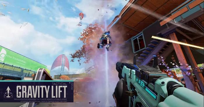 Apex Legends Horizon Gravity Lift Ability