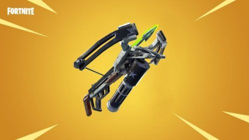Fiend Hunter Crossbow Weapon featured