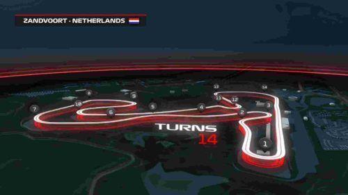 Say hello to the Dutch Grand Prix in F1 2020