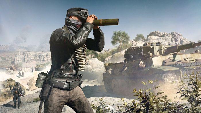Battlefield 6 V Tank Binoculars