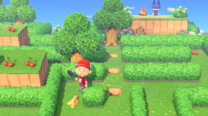 New Animal Crossing Update May Day Island