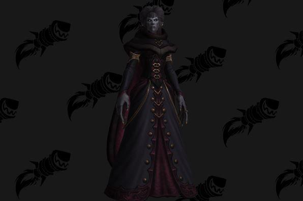 WoW Shadowlands Lady Inerva Darkvein Castle Nathria Boss