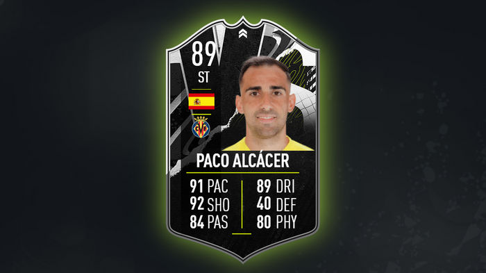 FIFA 21 Showdown SBC UEL Final How to Unlock Paco Alcacer Fred Ultimate Team