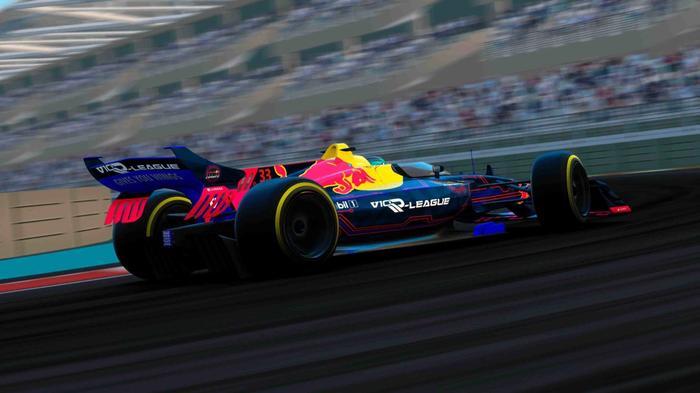 Red Bull Racing Esports V10 R League8669 1