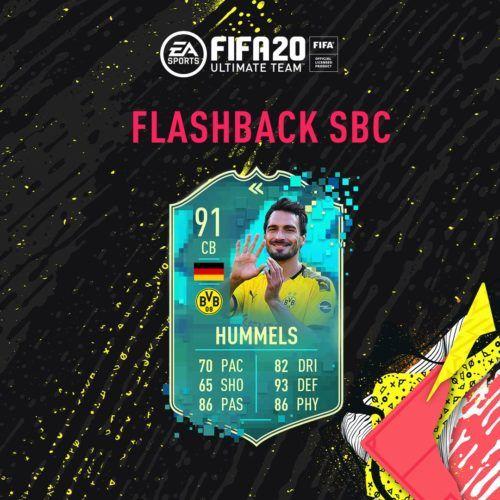 flashback hummels sbc fifa 20