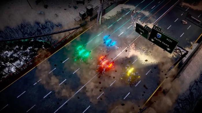 March 2021 Games With Gold VALA Vicious Attack Llama Apocalypse Co-Op