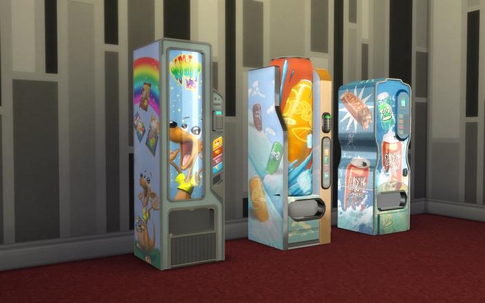Sims 4 Vending Machine