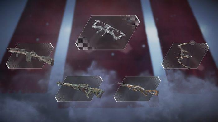 Apex Legends Legacy Countdown Marksman Rifle
