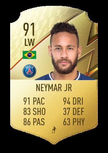 neymar-fifa-22