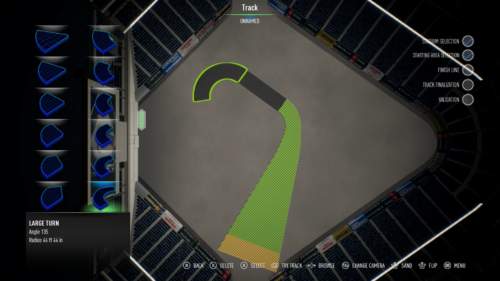 Track editor prowess in Monster Energy Supercross 3