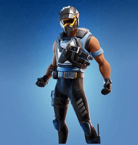 Fortnite Wake Rider Leaked Skin
