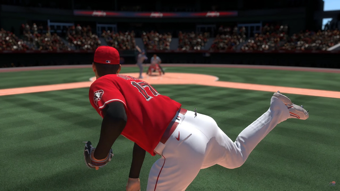 MLB The Show 21 2-way players pitching