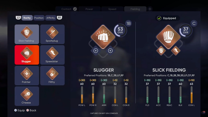 RPG BASEBALL: Loadouts and Programs add to the single player story
