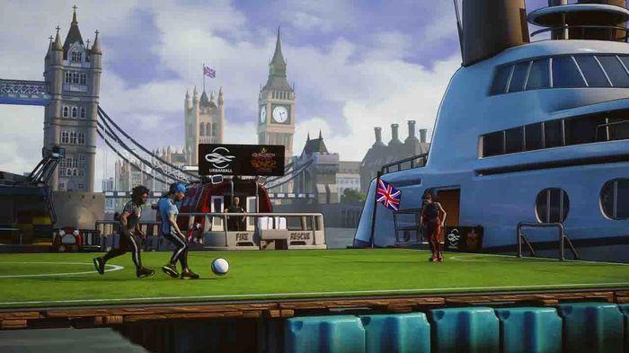 Street Power Football UK Match