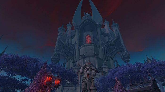 WoW Shadowlands Hotfix Castle Nathria Bugs Patch Notes
