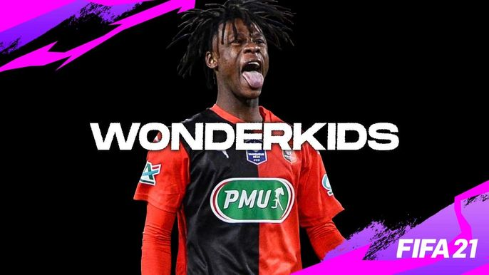Updated Fifa 21 Career Mode 7 Wonderkids You Should Look To Sign Confirmed Ratings Haaland Davies More