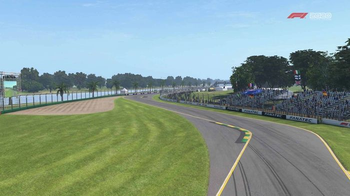 F1 2020 Australia Turns 11 and 12 Y