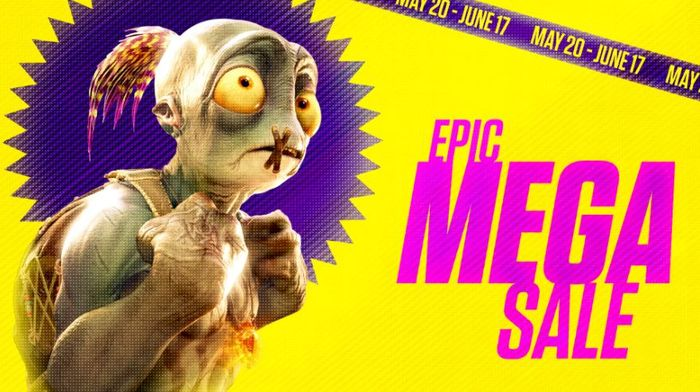 Epic Games Store Epic Mega Sale 2021 Oddworld Soulstorm