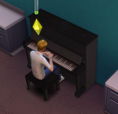 sims 4 piano