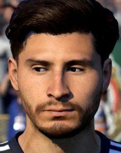 pablo jaquez fifa 20 star head