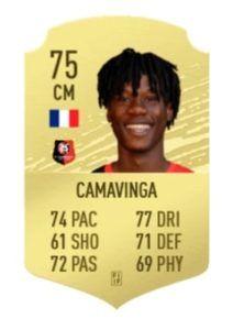Camavinga FIFA 21