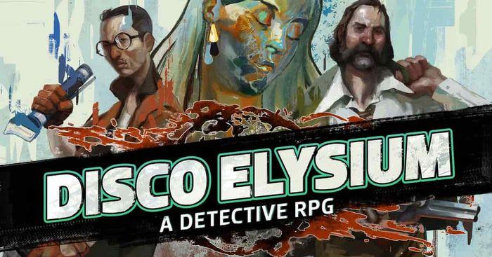 Disco Elysium Key Art