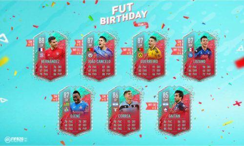 fut birthday fifa 20 team 1 revealed 2