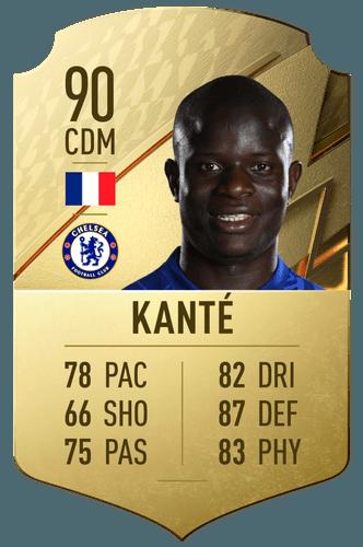 FIFA 22 N'Golo Kante