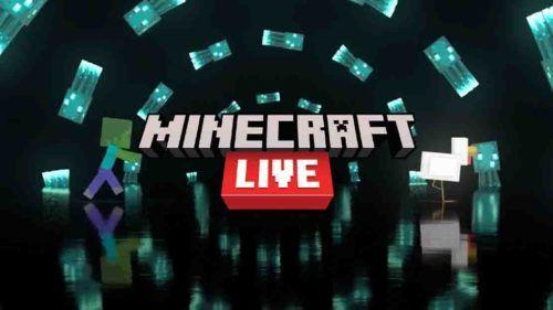 minecraft live title card