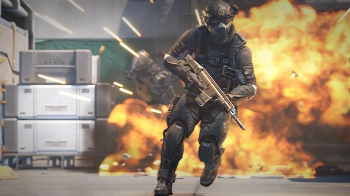 March 2021 Games With Gold Warface Breakout Running Explosion