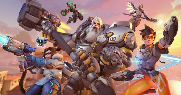 Overwatch Archives 2021 Story Characters Skins