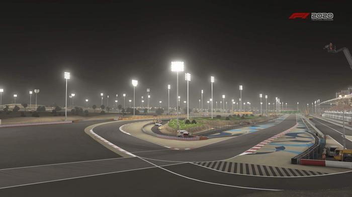 F1 2020 Bahrain turn 10 Y