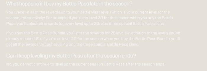 Apex Legends Season 10 Battle Pass