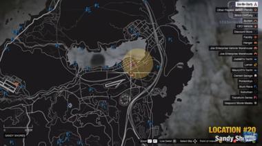 Gta Online Treasure Hunt All 20 Clue Locations
