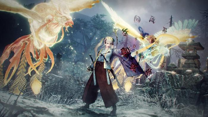 Nioh 2 Complete Edition contains the base game and all the DLC