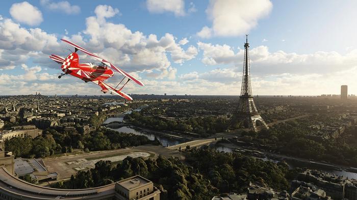 Xbox Game Pass July 2021 Microsoft Flight Simulator