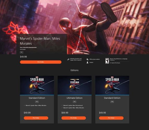 spider man miles morales new ps store min