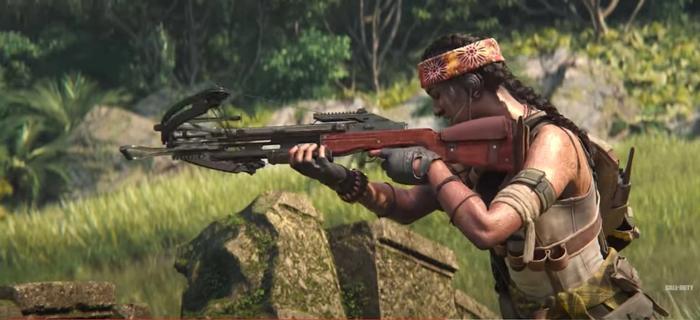 Black Ops Cold War Crossbow Season 2 Cinematic Trailer