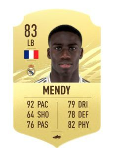 NIGHTMARE - 83-rated Mendy is a BEAST