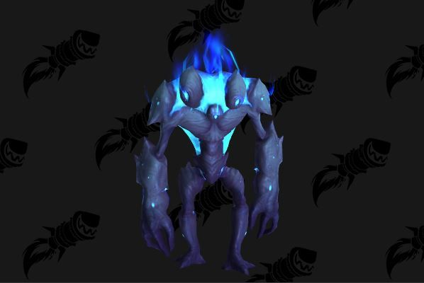 WoW Shadowlands Hungering Destroyer Castle Nathria boss fight