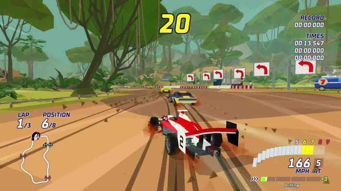 hotshot racing drift 1