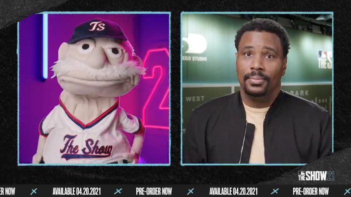 MLB The Show 21 Feature Premiere Watch Live Franchise Mode March to october