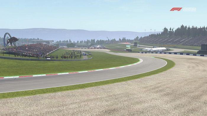 Austrian GP Turn 4 Rauch
